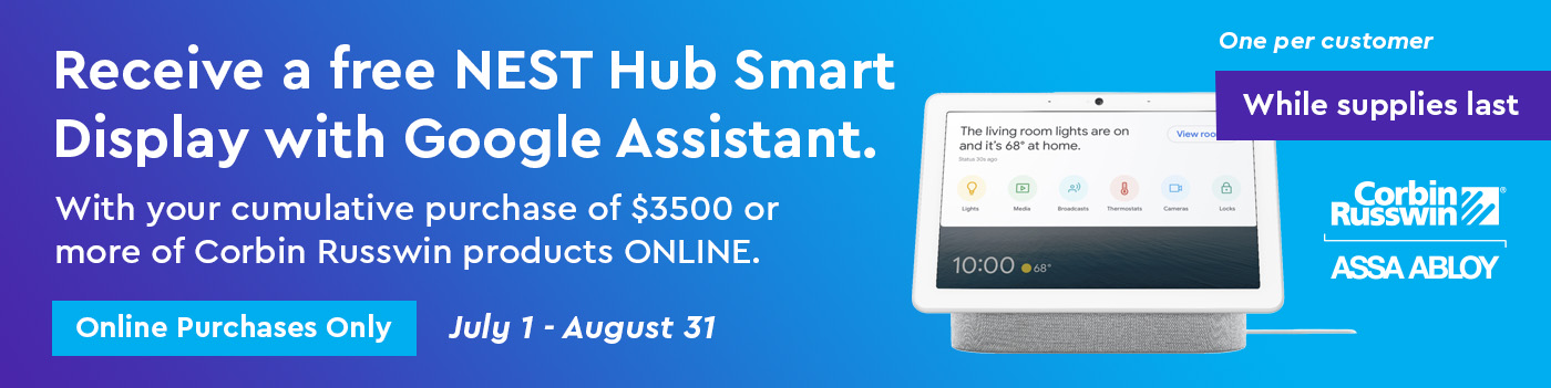 Free NEST Hub Smart Display with Google Assistant