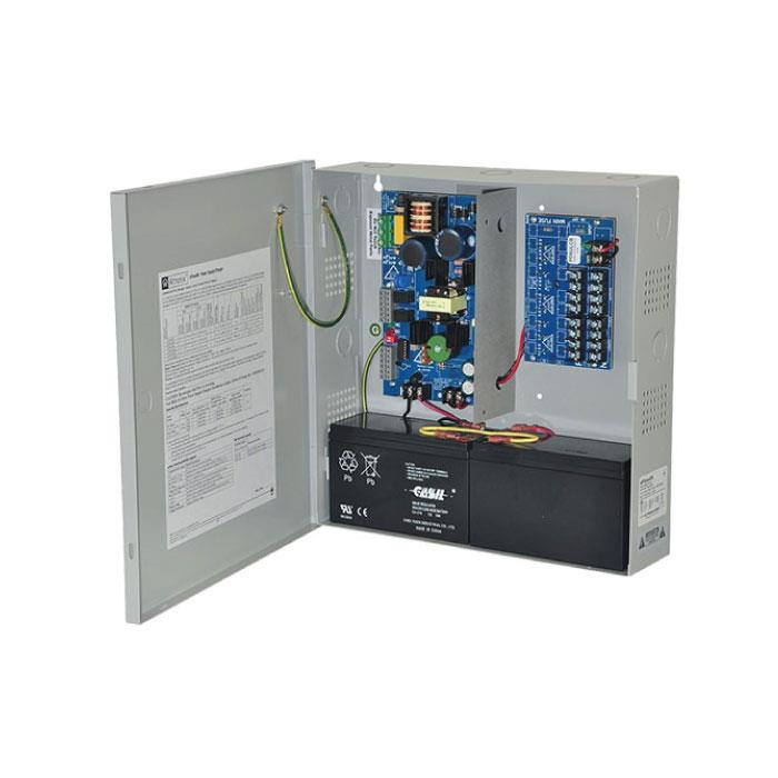 AL-EFLOW Hardwired Power Supplies with Fire Alarm Release