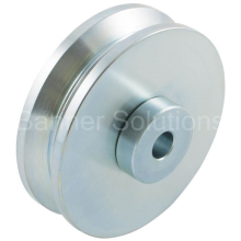 "4"" (102mm) Wheel-2"" (51mm) Frame"