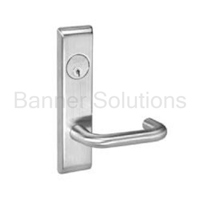 8860-2FL Mortise Entrance or Storeroom Lever Lockset