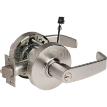 10 Line G71 Electromechanical (Fail Secure) Lever Lockset