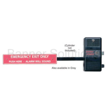 ECL-600 Fire-Rated Exit Control Lock w/Long Bar