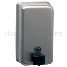 B-2111 Surface-Mounted Soap Dispenser