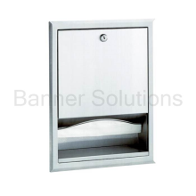 B-359 Recessed Paper Towel Dispenser