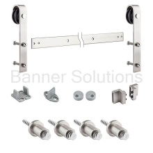N186-966 Interior Sliding Door Hardware