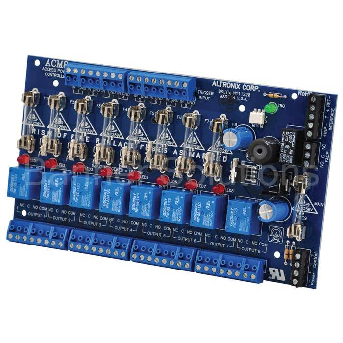 Access Power Controller, 8 Fused