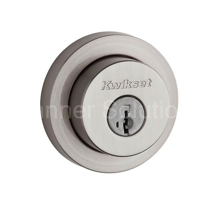 Milan Single Cylinder Deadbolt