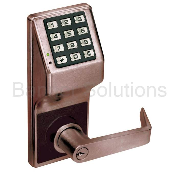 DL2700 Trilogy Electronic Digital Lock