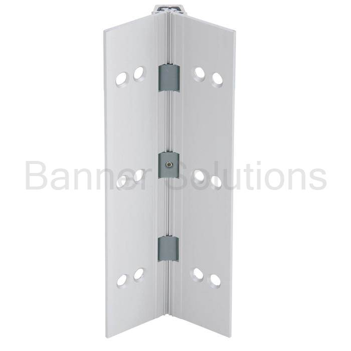 112HD Full Mortise - Narrow Frame and Door Leaf