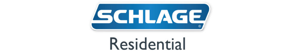 Banner Solutions Brand Schlage Residential